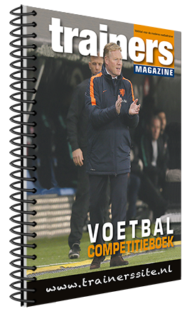 Het VoetbalCompetitieboekje Koeman