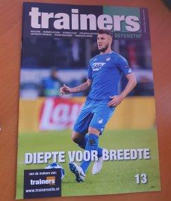 Diepte voor Breedte Voetbal Oefenstof Magazine 13