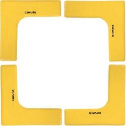 Floormarker Hoek (Cawila) - Set van 4