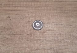 Rond Bal met magneet - (Basisversie)