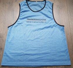 Hesje TM Blauw - Maat L