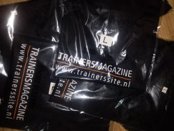 Hesje TM Zwart - Maat L