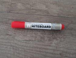 Whiteboard Stift Rood